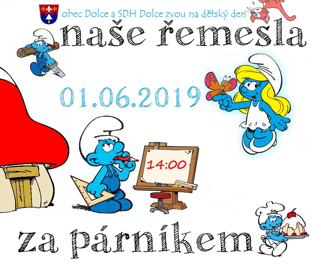 Dětský den 2019 (sobota 1. 6. 2019) 1